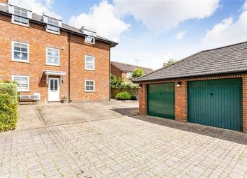 Thumbnail 4 bed town house for sale in Grace Avenue, Shenley, Hertfordshire