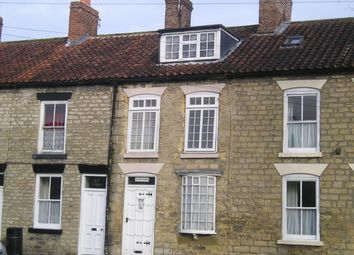 Thumbnail 3 bedroom terraced house to rent in Eastgate, Pickering