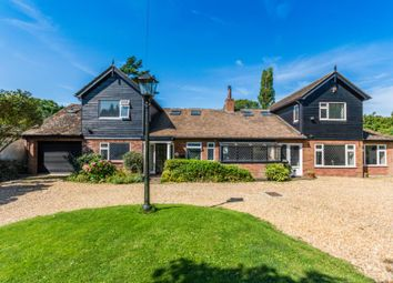Thumbnail 5 bed detached house for sale in High Street, Landbeach, Cambridge