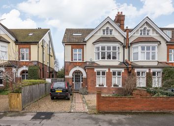 Thumbnail 5 bed semi-detached house to rent in Effingham Road, Long Ditton, Surbiton