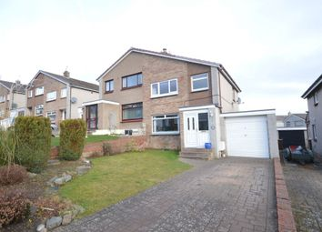 Thumbnail 3 bed semi-detached house for sale in 17 Corunna Terrace, Penicuik