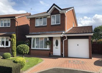 Thumbnail 3 bed detached house for sale in Carrick Drive, Blyth