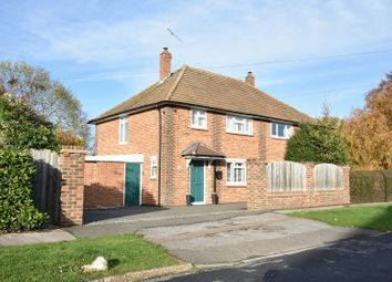 Thumbnail 3 bed semi-detached house for sale in Middlemead Road, Bookham, Leatherhead