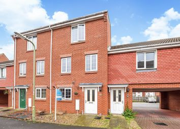 Thumbnail 4 bed town house for sale in Woodland Walk, Aldershot, ., Hampshire