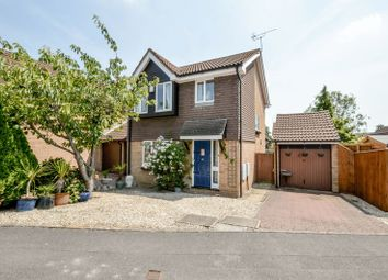 Thumbnail 3 bedroom detached house for sale in Thurney Drive, Grange Park, Swindon