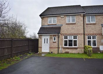 Thumbnail 3 bedroom end terrace house for sale in Clos Yr Eglwys, Townhill, Swansea