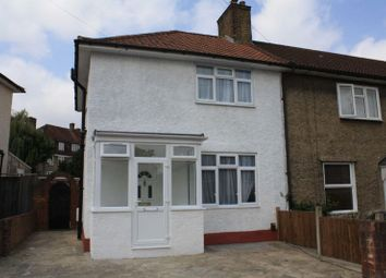 Thumbnail 3 bed terraced house to rent in Tristram Road, Downham, Bromley
