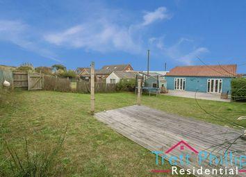 Thumbnail 3 bedroom detached bungalow for sale in Bush Drive, Bush Estate, Eccles-On-Sea, Norwich