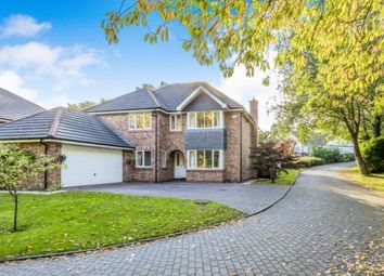 Thumbnail 5 bed detached house for sale in The Brooklands, Buck Lane, Hough, Crewe