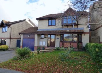 Thumbnail 4 bed detached house for sale in Westmarch Way, Worle, Weston-Super-Mare