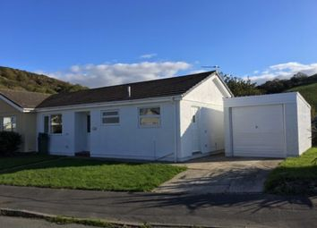 Thumbnail 2 bed bungalow for sale in Pentre Isaf, Llanrhystud, Aberystwyth, Ceredigion