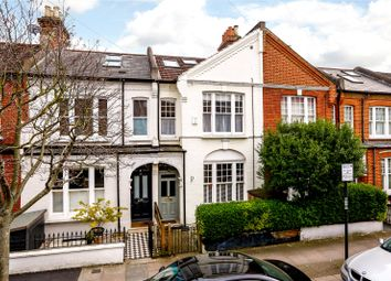 Thumbnail 4 bed terraced house for sale in Algarve Road, London