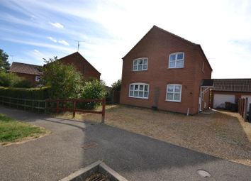 Thumbnail 4 bed detached house for sale in Pakenham Drive, Dersingham, King's Lynn