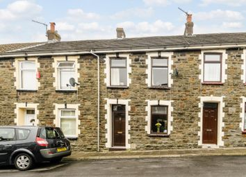 Thumbnail 2 bed terraced house for sale in Thomas Street, Maerdy, Ferndale