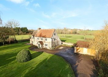 Thumbnail 5 bed detached house for sale in Rudge Road, Standerwick, Frome, Somerset