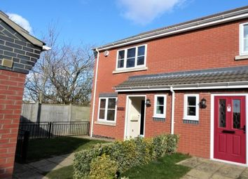 2 bed semi-detached house to rent in Jubilee Close, Cherry Willingham, Lincoln LN3
