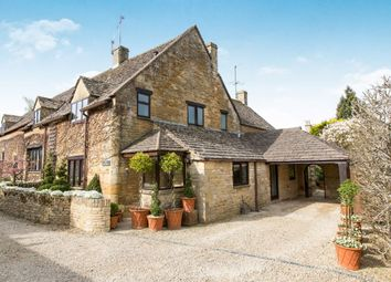 Thumbnail 4 bed detached house for sale in Pound Lane, Little Rissington, Cheltenham, Gloucestershire