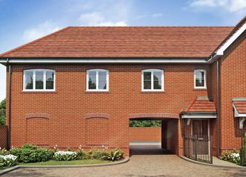 Thumbnail 2 bed maisonette for sale in Corunna By Bellway, Aldershot