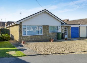 Thumbnail 3 bedroom bungalow for sale in All Saints Avenue, Wisbech