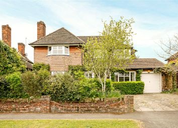 Thumbnail 4 bed detached house for sale in Manor Way, Chesham, Buckinghamshire