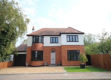 Thumbnail 4 bed detached house for sale in Wansford Close, Brentwood