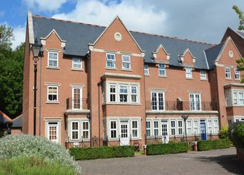 Thumbnail 4 bed town house for sale in Princess Mary Court, Jesmond, Newcastle, Tyne And Wear