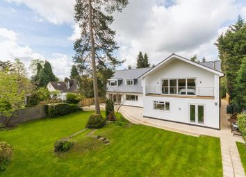Thumbnail 6 bed detached house for sale in Winterbrook, Wallingford