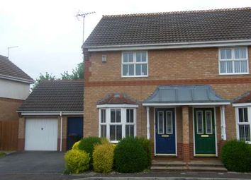 Thumbnail 2 bed semi-detached house to rent in Balintore Rise, Orton Southgate, Peterborough