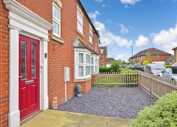 Thumbnail 3 bed semi-detached house for sale in Monarch Drive, Kemsley, Sittingbourne, Kent