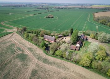 Thumbnail 4 bed farmhouse for sale in Creeting St. Mary, Ipswich