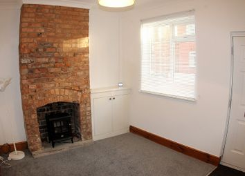 Thumbnail 2 bed terraced house to rent in Ledward Street, Winsford, Cheshire.