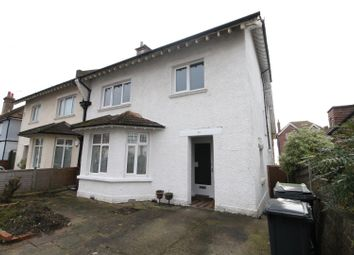 Thumbnail 1 bed flat to rent in Jameson Road, Bexhill-On-Sea