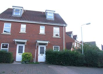 Thumbnail 3 bedroom semi-detached house for sale in Caddow Road, Norwich
