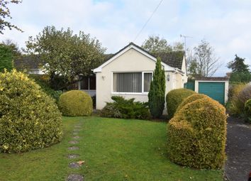 Thumbnail 2 bed detached bungalow for sale in Plowman Close, Marnhull, Sturminster Newton