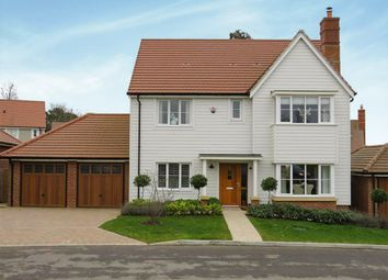 Thumbnail 4 bed detached house for sale in The Coppice, Haywards Heath