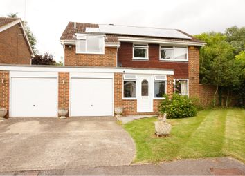 Thumbnail 4 bed detached house for sale in Leighton Gardens, Maidenhead
