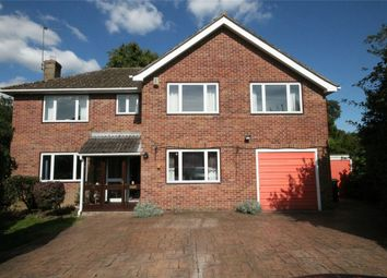 Thumbnail 5 bed detached house for sale in Speen Lane, Newbury
