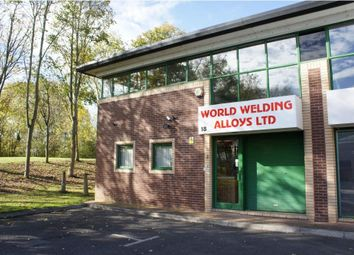 Thumbnail Light industrial for sale in Unit 18 Shrivenham Hundred Business Park, Siwndon, Wiltshire