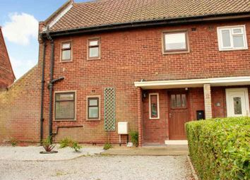 Thumbnail 3 bed end terrace house to rent in Goths Lane, Beverley