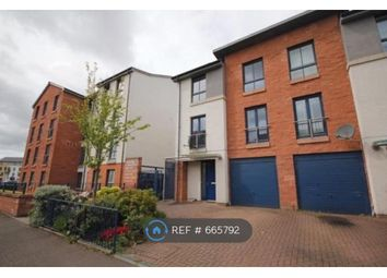 Thumbnail 4 bedroom end terrace house to rent in Dolphington Avenue, Glasgow