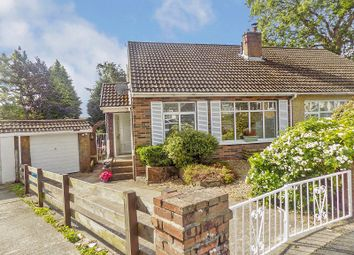 Thumbnail 3 bed bungalow for sale in Caer Efail, Pencoed, Bridgend .