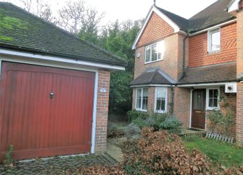 Thumbnail 3 bed semi-detached house to rent in Smalley Close, Wokingham, Berkshire