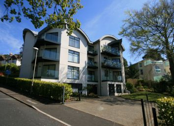 Thumbnail 2 bed flat for sale in Corfe View Road, Parkstone, Poole