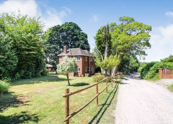4 bed detached house for sale in Glen Road, Sarisbury Green, Southampton SO31