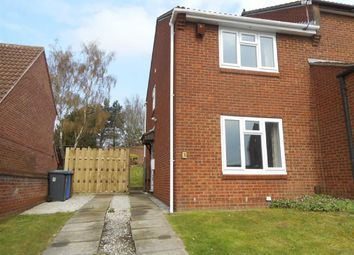 Thumbnail 2 bed semi-detached house to rent in Meerbrook Close, Oakwood, Derby