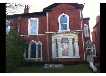Thumbnail 1 bed flat to rent in Scarisbrick St, Southport