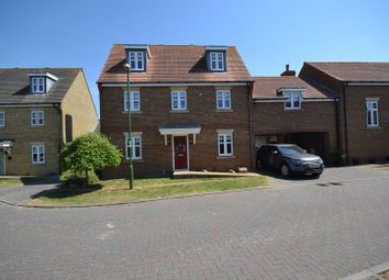Thumbnail 4 bed semi-detached house for sale in Hunnisett Close, Selsey