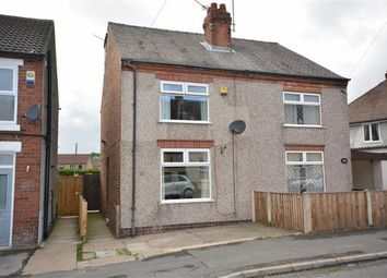Thumbnail 2 bed semi-detached house for sale in Waingroves Road, Waingroves, Ripley
