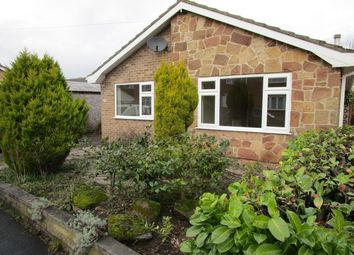 Thumbnail 3 bed bungalow to rent in Cromford Drive, Mickleover