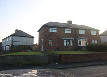 Thumbnail 2 bedroom semi-detached house to rent in Dodhurst Road, Hindley
